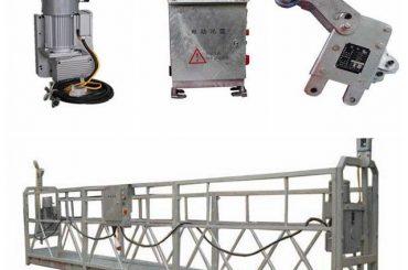 tvirta pakabinama darbo platforma, l formos platforma dažyti aukštos lubos
