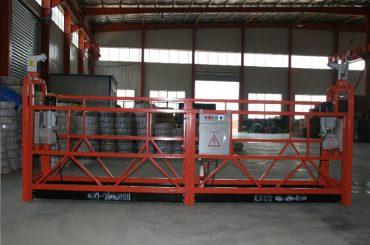 Krautuvas pakabinamas platformos koto reguliuojamas darbo platforma