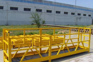 ZLP 800 didelio aukščio pastato langų valymo platforma 300M 2.5M * 3 1.8KW 800KG