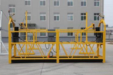 aukštos kokybės ir karšta zlp630 zlp800 galia darbo platforma zlp 630 pakabinama platforma