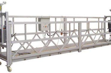 630 kg Elektrinė kabamųjų įėjimų įranga ZLP630 su keltuvu LTD6.3