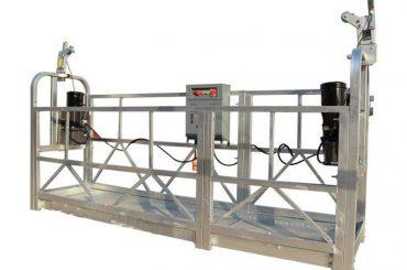 ce / iso patvirtinta zlp elektrinė statyba / pastatas / išorinė siena pakabinama platforma / lopšys / gondola / sūpynės stadija / dangaus aukštumas