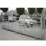 Zlp630 trosas su pakabinta platforma / elektrinis sūpynės etapas / pastoliai langų valymo mašinai