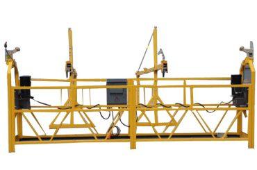 pakabinamų vielinių lynų platformos langų valymo įranga (2)