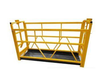 aliuminio pakabinamų prieigų platformų priežiūros kronšteinas zlp800 7.5m 800kg 1.8kw